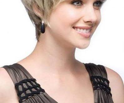 صورة احدث قصات الشعر صور , سحرك هو شعرك