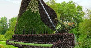 صورة صور جميلة للحدائق , الحديقة وجمالها وزهورها المذهذة