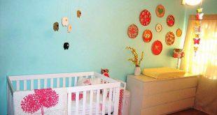 صورة تزيين غرف الاطفال يدويا , ابداع خلاق بغرف الاطفال لا يفوتكم