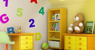 صورة احدث غرف الاطفال , جملي غرفة اولادك باجدد الغرف الحديثة