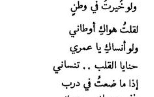 صورة قصيدة حب فصحى , اجمل القصايد للحب بالفصحي