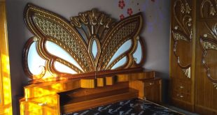 صورة ديكورات غرف نوم عراقية , غرف نوم خرفه لم ترها من قبل