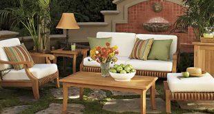 صورة جلسات خارجية للحدائق , اجمل الاثاث الراقي لجلسات الحدائق