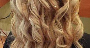 صورة تسريحات شعر مفرود , واو تسريحات شعر ناعم تحفة