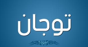 صورة معنى اسم توجان , ما هو المعني الحقيقي لاسم توجان