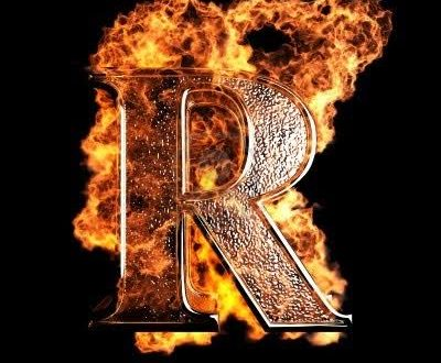 صورة صور حرف الr , حرف ال r وجماله لاجمل اسامي