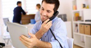 صورة كيفية اقناع العميل عبر الهاتف , طريقة لتقنع العميل عن طريق الهاتف