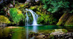 صورة الم تكن ارض الله واسعة , ماجمل طبيعته الله في الجمال الخلاب