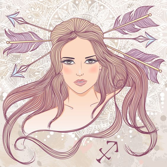 صورة فتاة برج القوس والحب , تعرف على امراة برج القوس