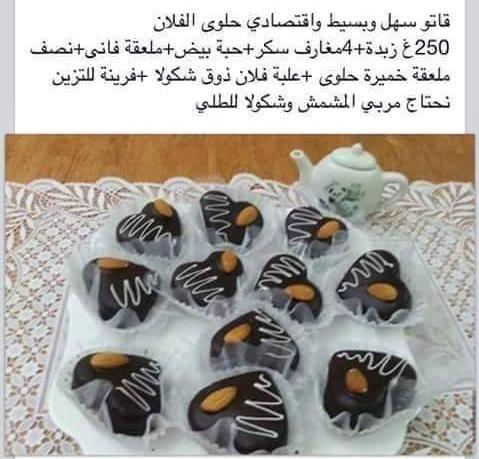 صورة مافيش اوفر من كده كل حاجه موجوده فى كل بيت , وصفات حلويات اقتصادية 3380 9