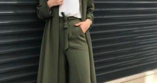 لبس محجبات كاجوال شيك , تميزي باطلالة رائعة بين اصدقائك